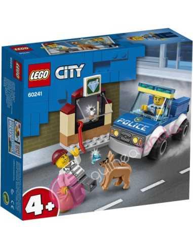 Policía: Unidad canina Lego