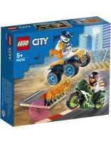 Equipo de especialistas Lego