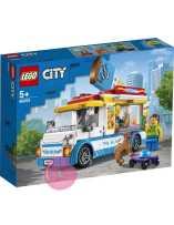 Camión de los helados Lego