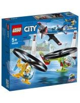 Carrera aérea Lego