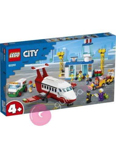 Aeropuerto central Lego