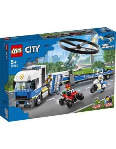 Policía: Camión de transporte del...
