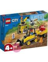 Buldócer de construcción Lego