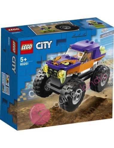 Monster Truck Lego