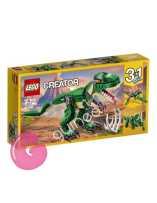 Grandes dinosaurios Lego