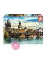 Vistas de Praga Puzzle 2000...