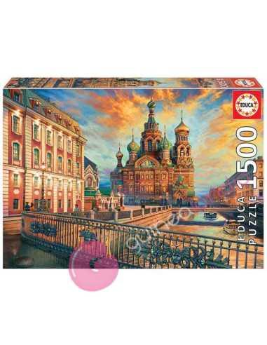 San Petersburgo Puzzle 1500 piezas -...