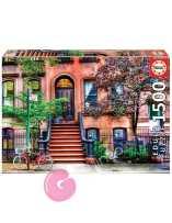 Greenwich Village Puzzle...