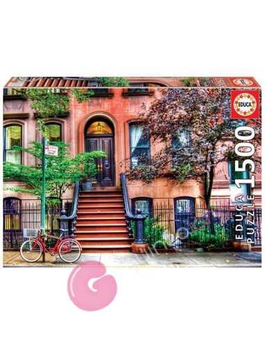 Greenwich Village Puzzle 1500 piezas...