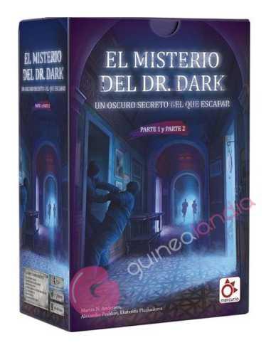 El misterio de DR. Dark