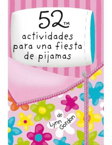 Baraja 52 actividades para una fiesta...