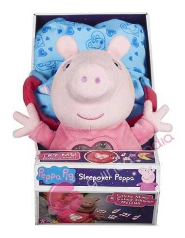 Fiesta de pijamas Peppa Pig