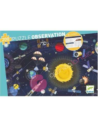 Puzzle Observación El espacio
