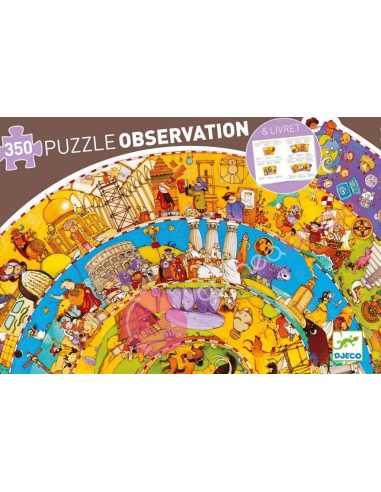 Puzzle Observación Historia