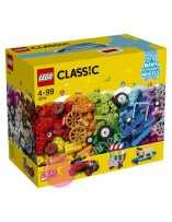 Ladrillos sobre ruedas  Lego