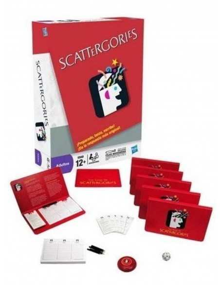 Scattergories - Hasbro