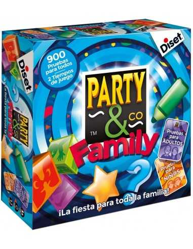 Party & Co. Family - Diset