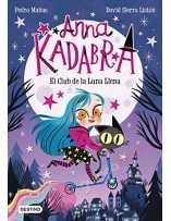 Anna Kadabra 1: El club de...