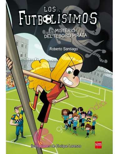 Los futbolísimos 10: el misterio del...