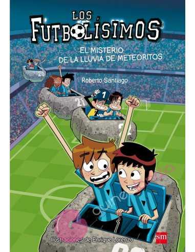 Los futbolísimos 9: el misterio de la...