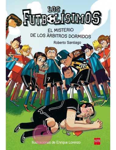 Los futbolísimos 1: el misterio de...