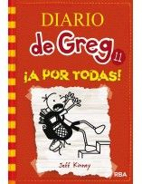 Diario de Greg 11: ¡A por...