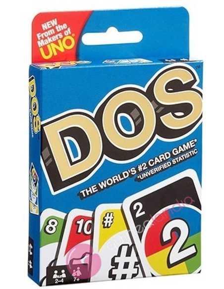 Cartas DOS - Mattel