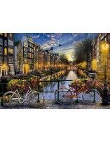 Amsterdam Puzzle 2000...