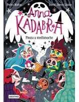 Anna Kadabra 4: Fiesta a...