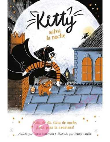 Kitty salva la noche