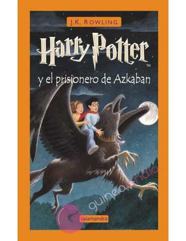Harry Potter 3 y el prisionero de...