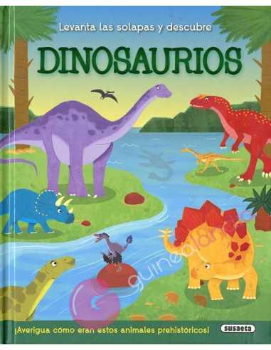 Levanta y descubre: Dinosaurios