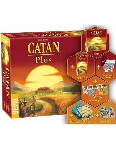 Catán Plus 2019