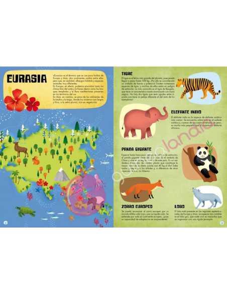 El Mundo De Los Animales: Viaja, Conoce, Explora