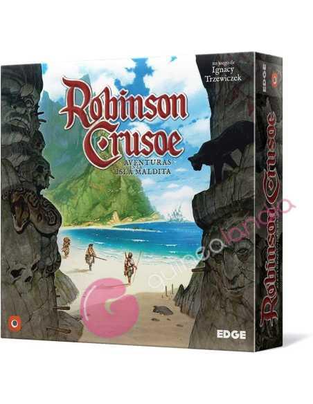 Robinson Crusoe: Aventuras en la isla