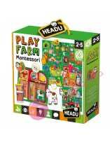 Play Farm Montessori - Headu