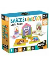 Baby habitat Logic Game- Headu