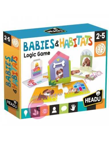 Baby habitat Logic Game- Headu