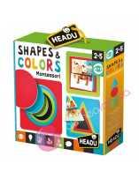 Shapes & Colors Montessori - Headu