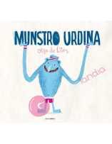 Munstro Urdina (Euskera)