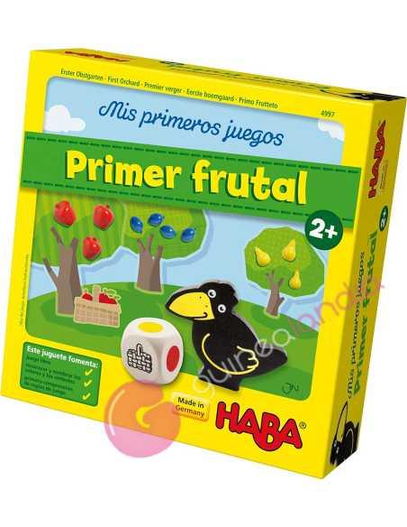 Primer frutal - Haba