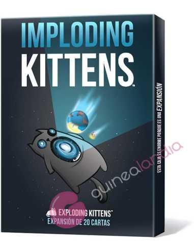 Imploding Kittens Expansión