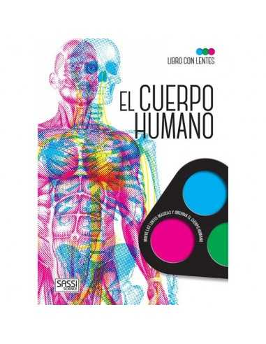 El cuerpo humano (Libro con lentes)