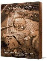 Sherlock Holmes Detective Asesor: Los crímenes del Támesis y otros casos