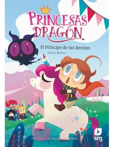 Princesas dragón 8. El Príncipe de...