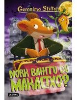 Geronimo Stilton 21: Nork...