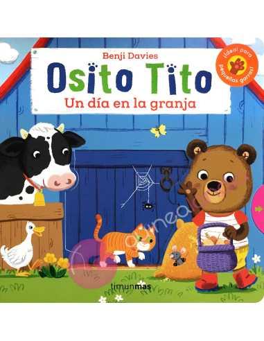 Osito Tito: Un día en la granja