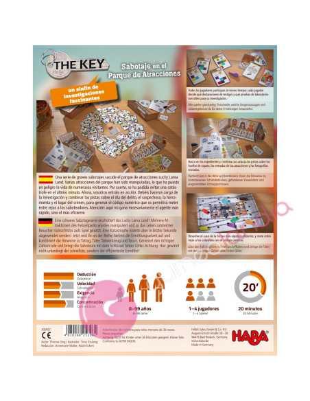 The key - Sabotaje en el parque de atracciones - Haba