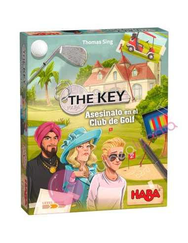 The key - Asesinato en el Club de Golf - Haba