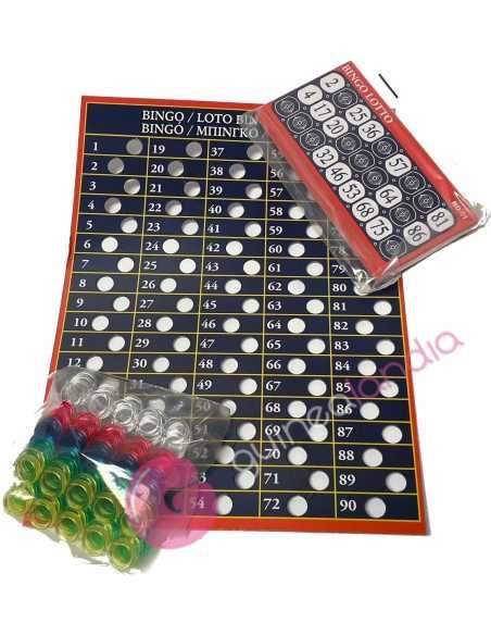 Bingo Deluxe Bizak